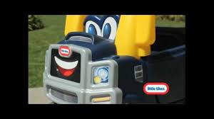 Little Tikes Cozy Truck HD - YouTube