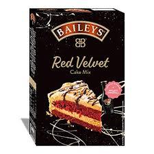ruf velvet cake mix mit original baileys likör 545 g