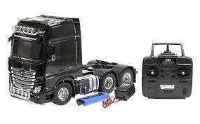 TAMIYA 1/14 RC Big Truck Series No.47 Mercedes-Benz Actros 3363 6 ...