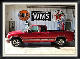 100 Used Chevy S10 Trucks For Sale 2001 Chevrolet For ClassicCarscom CC1133533