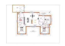 plan maison 90m2 plain pied 3 chambres plan maison 90m2 3 chambres 6 de plain pied mod232le 224 3 ou 4
