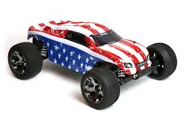 100 Custom Rc Truck Bodies Amazoncom SummitLink Compatible Body Flag Strip Style
