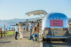 100 Vintage Airstreams For Sale Ros Wine Bar In An Airstream California Travel Rachael Ray