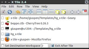Tiling Window Manager Ubuntu by Tiling Window Manager Functionality For Normal Linux Desktop