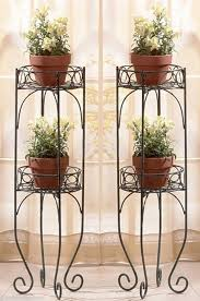 Outdoor Patio Plant Stands by 767 Best Wrought Iron Images On Pinterest Wrought Iron Candles