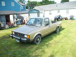 Volkswagen (VW) Rabbit Pickup Truck (1980-1983) For Sale In Ohio
