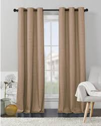 Kmart Curtain Rod Set by Jaclyn Smith Livingston Thermal Window Panel
