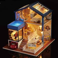 Melissa Doug Fold And Go Mini Dolls House How To Make Dollhouse Furniture Out Of Cardboard