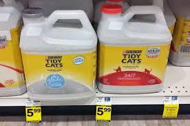 Coupon For Tidy Cat Litter 2018 / Seton Educational Media ...