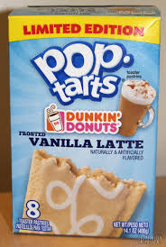 Dunkin Donuts Pumpkin Spice Latte 2017 by Pop Tarts Cerealously Part 2
