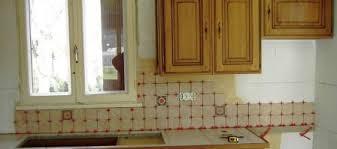 enduit carrelage cuisine carrelage mural sur enduit chaux forum revêtements muraux système d