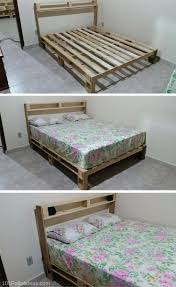 Pallet Bed Frame by 348 Best мебель своими руками Images On Pinterest Diy Pallet