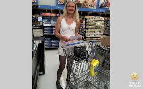 Crazy Dressers At Walmart by People Of Walmart People Of Walmart Trans Avian