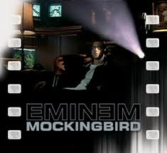 mockingbird eminem song wikipedia