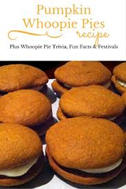 Pumpkin Whoopie Pies With Maple Spice Filling by Pumpkin Whoopie Pies Recipe From The Owner Of The Famous Wicked