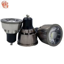 5w 7w 9w dimmable led spotlight bulb ac85 265v led cob spotlight