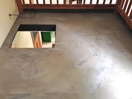 DIY Concrete Floors Easy Inexpensive