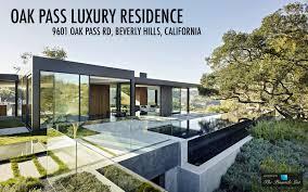 100 Oaks Residence Oak Pass Luxury 9601 Oak Pass Rd Beverly Hills