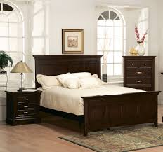 Rc Willey Bed Frames by Homelegance Glamour 2 Piece Panel Bedroom Set In Espresso Beyond