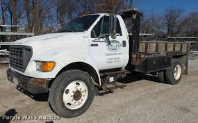 2000 Ford F650 Dump Truck | Item DX9271 | SOLD! December 28 ...