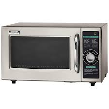 Advance Tabco Sink Accessories by Sharp R 21lcf 1000w Medium Duty Microwave W Dial Timer Prima Supply