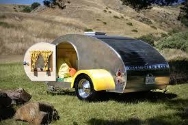 Vintage Teardrop Camping Trailers 3