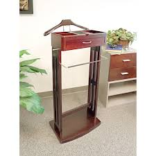 Mens Valet Chair Canada winsome avalon wooden valet stand and mirror hayneedle