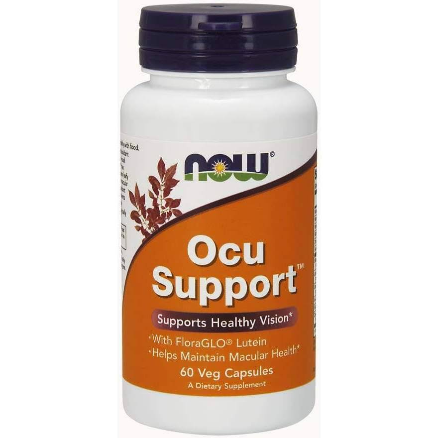 Now Foods Ocu Support - 60 Capsules
