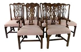 1980s Vintage Henredon Furniture Chairs- Set Of 10 Henredon Ding Table W 2 Leaves Loveseat Vintage Mid Century Modern Tables Updated Prodigal Pieces Outstanding Room Fniture Ideas Sold Set 6 Chairs And Oval Table With Leaves Very Good Cdition From Mara Home Of Permanently Closed Mahogany Room Ideas Ralph Lauren Graham Club Armchair Navy Blue Leather And Chairs Overwhelming Campaign Best Ipirations For Decor Viyet Designer Claw Stunning Stamped 8 Walnut