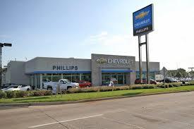 Phillips Chevrolet Chevrolet Service Center Dealership Ratings