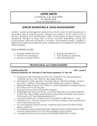 Best Marketing Resume Examples Entry Level