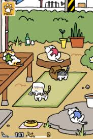 Gigi From Paris I Have Become Completely Obsezzed By An App Called Neko Atsume Do You Know How Eet Works And Why Eeze Impossible For Me To Put Down