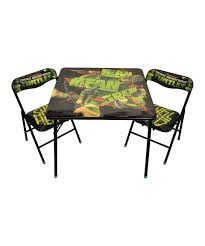 Look At This #zulilyfind! Mean Green Teenage Mutant Ninja Turtles ... Teenage Mutant Ninja Turtles Childrens Patio Set From Kids Only Teenage Mutant Ninja Turtles Zippy Sack Turtle Room Decor Visual Hunt Table With 2 Chairs Toys R Us Tmnt Shop All Products Radar Find More 3piece Activity And Nickelodeon And Ny For Sale At Up To 90 Off Chair Desk With Storage 87 Season 1 Dvd Unboxing Youtube