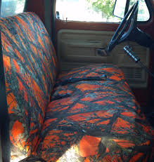 100 Neoprene Truck Seat Covers 19751991 Ford Regular Cab Front Solid Bench Durafit