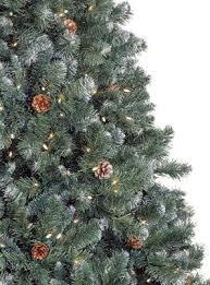 Slim Pre Lit Christmas Tree Argos by Collection Pre Lit Christmas Tree With Snow Pictures Christmas