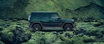 100 G Wagon Truck The New Class MercedesBenz Presents Strongerthantime