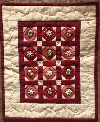 Red Button Quilt pany