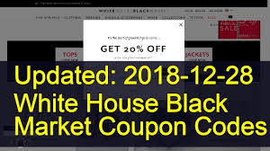 White House Black Market Coupon Codes: 6 Valid Coupons Today (Updated:  2018-12-28) Liftmaster 819lmb Coupon Code Sears Discount Oil Change Dc Shoes Coupons Discounts 310 Shake Black And White Market Cheap Motels Near Ami Airport Vnyl Levitra Walmart Forever 21 Promo Codes Online Cadbury Location Based Mobile Dominos Pizza Reading Eggs 2018 Kohls July Artscroll Promotion Promo Body Shop 10 Off Free Shipping On Orders Over 49 Coding How To House Drses Stevmaddencom Whbm Outlet White House Market Pink Kor Water