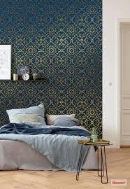orientalischer palast fototapete mitternachtsblau