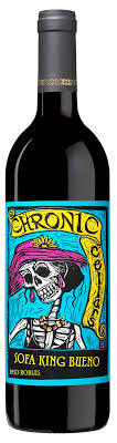 chronic cellars sofa king bueno red blend 2014 expert wine review