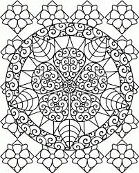 Hard Coloring Pages For Adults Best Kids With Free