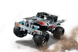 100 Lego Technic Monster Truck LEGO Getaway 42090 Model Car 5702016369359