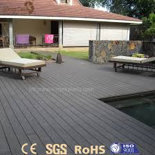 Australia Fire Resistant Outdoor WPC Balcony Waterproof Floor Covering