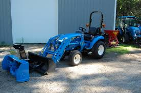 Cabs And Snow Blowers – The Blue Tractor Guy