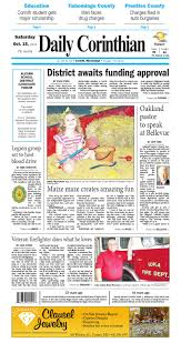 Bellevue Singing Christmas Tree 2015 Trailer by 101516 Daily Corinthian E Edition By Daily Corinthian Issuu