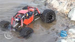 RC Crawler Gmade R1 Crossing River With Waterproof Steering Servo ... Hobbys Car Rc Traxxas Best Rc Cars Under 300 24ghz 112 Waterproof Truck High Speed Remote Control Off China Rc Car Manufacturers And Suppliers On Alibacom The Best Rtr Car Summit Youtube Of The Week 7152012 Axial Scx10 Truck Stop Zd Racing Zmt10 9106s Thunder 110 24g 4wd Offroad How To Get Into Hobby Driving Rock Crawlers Tested Remo 1621 116 Brushed Short Electric Brushless Monster Tru Deguno Tools Cars Gadgets Consumer Electronics Trucks Toysrus