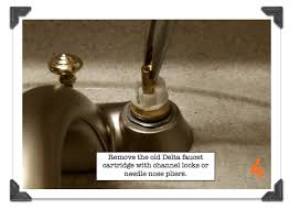Delta Faucet Leaking From Neck by Learn How To Fix A Leaky Faucet Delta Edition