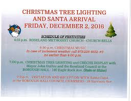 Miller Christmas Tree Farm Ct by Welcome To Borough Of Roseland Nj