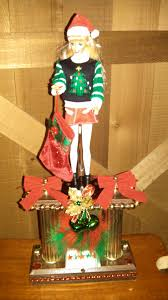 Diy Christmas Story Leg Lamp Sweater by Trophy For Ugly Sweater Contest I Hope Its Tacky Enough