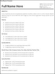 Sample Resume For Government Job In Malaysia Jobs How Federal Resumes